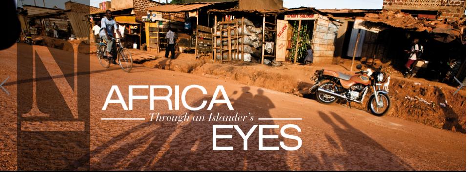 N Magazine - Africa
